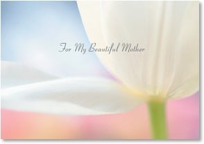 Mother's Day Card - A Mother's Day as Beautiful as You | Karin Connolly | 7_2001685-P | Leanin' Tree