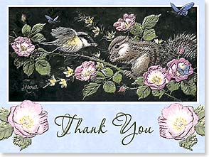 Thank You &amp; Appreciation Card - Deluxe Embossed | You Are Kindness | Barbara Mitchell | 80630 | Leanin' Tree