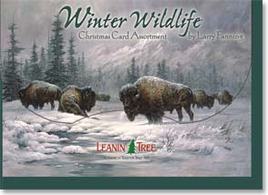 Winter Wildlife - Christmas Card Assortment | Winter Wildlife - 90221 | Leanin' Tree