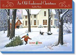 Boxed Christmas Assortment - Christmas Greeting Card Assortment | Old Fashioned Christmas - 90248 | Leanin' Tree