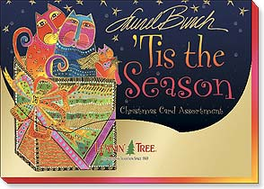 Boxed Christmas Assortment<BR/>2 ea. of 10 designs - Christmas Card Assortment | Tis the Season - 90254 | Leanin' Tree