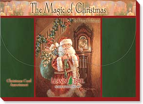 Boxed Christmas Assortment<BR/>2 ea. of 10 designs - The Magic of Christmas - 90255 | Leanin' Tree