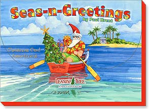 Boxed Christmas Assortment - Seas-n-Greetings - 90270 | Leanin' Tree