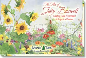 Boxed Greeted Cards<BR/>1 each of 20 designs - Greeted Card Assortments | Art Of Judy Buswell - 90608 | Leanin' Tree