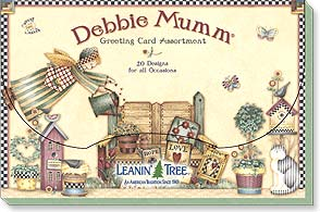 Boxed Greeting Cards - Greeted Card Assortment | Debbie Mum - 90713 | Leanin' Tree