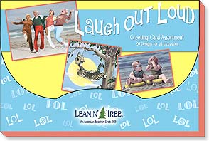 Boxed Greeting Cards - Greeted Card Assortment | Laugh Out Loud - 90722 | Leanin' Tree