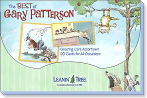Boxed Greeting Cards - Greeted Assortment | Best Of Gary Patterson - 90726 | Leanin' Tree