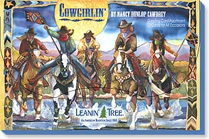 Boxed Greeting Cards - Cowgirlin' by Nancy Dunlop Cawdrey - 90731 | Leanin' Tree
