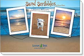 Boxed Greeting Cards - Sand Scribbles - 90749 | Leanin' Tree
