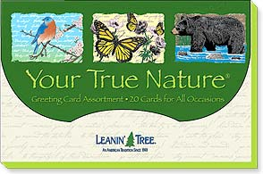 Boxed Greeting Cards - Your True Nature - 90752 | Leanin' Tree