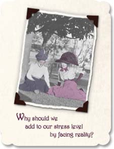 Birthday Card - Lets Pick a Favorite Age | Maggie Mae Sharp | 91144 | Leanin' Tree