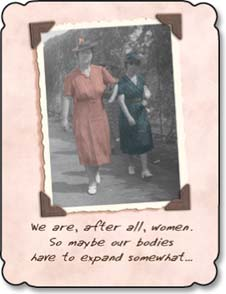 Birthday Card - We Are, After All, Women. | Maggie Mae Sharp | 91264 | Leanin' Tree