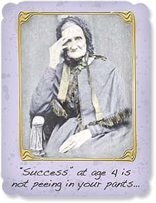 Birthday Card - Success is Defined | Maggie Mae Sharp | 92065 | Leanin' Tree