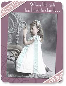 Encouragement & Support Card - When Life Gets Too Hard | Maggie Mae Sharp | 92072 | Leanin' Tree