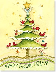 Christmas Note Card Sets - 92096 | Leanin' Tree