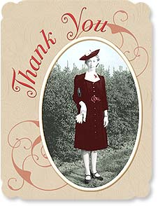 Thank You & Appreciation Card - Too happy to complain about anything. | Maggie Mae Sharp | 92138 | Leanin' Tree