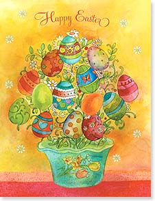 Easter Note Card Set - Happy Easter | Sue Zipkin | 92251 | Leanin' Tree