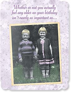 Birthday Card - ...the fact that MOM like me best! | Maggie Mae Sharp | 92329 | Leanin' Tree