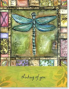 Friendship Card - Staff Pick - thinking of you | Lisa Kaus | 97291 | Leanin' Tree