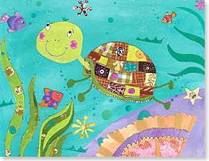 Birthday Card - Under the Sea | Advocate Art | 97321 | Leanin' Tree