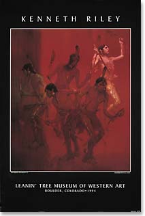 Museum Poster - Sale - Art Gallery Print | Dance Progressions - MGP7800 - MGP7800 | Leanin' Tree