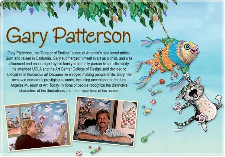 Gary Patterson