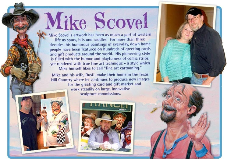 Mike Scovel