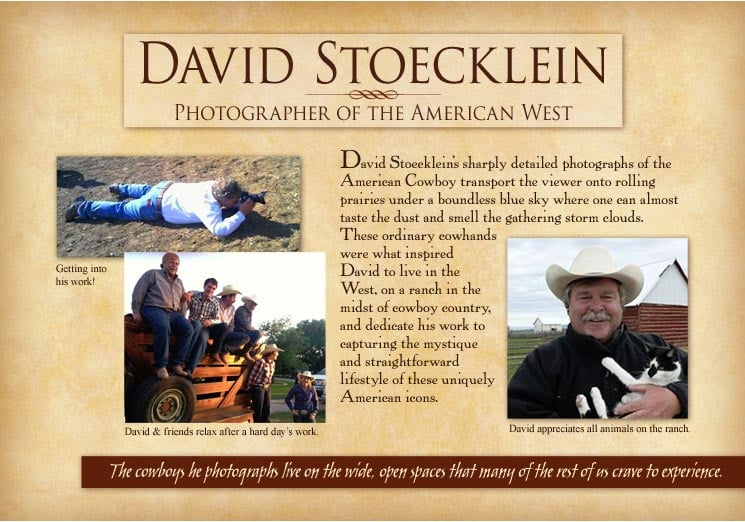 David R Stoecklein