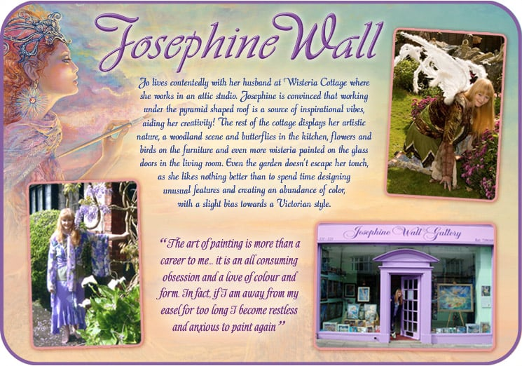 Josephine Wall