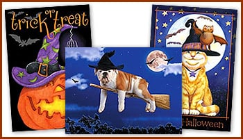 Halloween Greeting Cards from LeaninTree.com