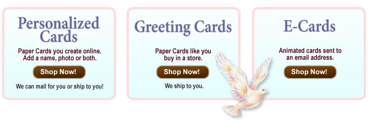 Personalized Easter Cards & Easter Greeting Cards