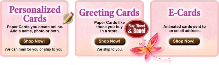 Personalized Mothers Day Cards & Mother's Day Greeting Cards