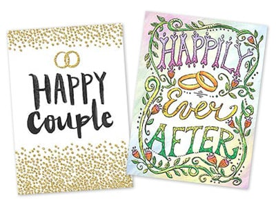 Wedding Cards from LeaninTree.com